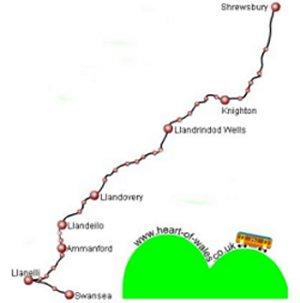 Ammanford Carmarthenshire Web Site